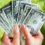 Валюта, доллар, деньги, американские рубли