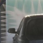 Мойка автомобиля под давлением, автоматическая мойка