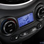 Климат контроль, панель управления, консоль автомобиля