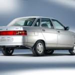 Новый автомобиль ВАЗ 2110