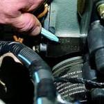 Номер двигателя, номер на блоке двигателя автомобиля