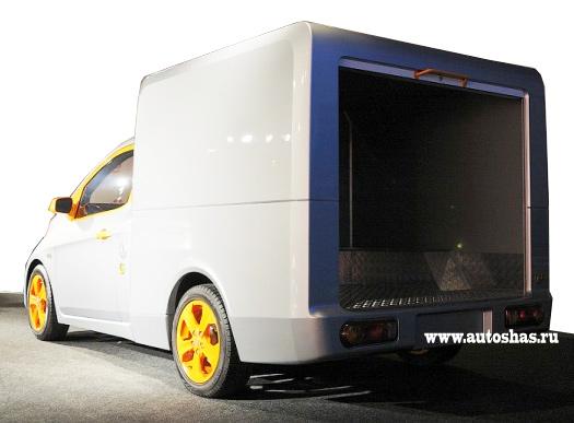 Ё-Мобиль фургон