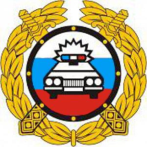 Логотип ГИБДД