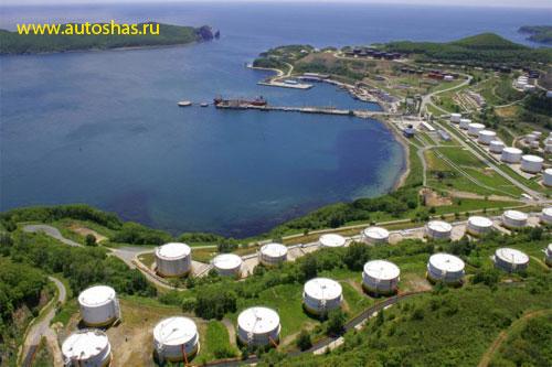 Нефтяное хранилище