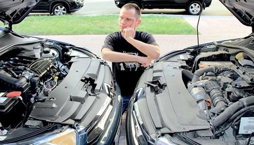 Какой двигатель лучше: бензиновый или дизельный