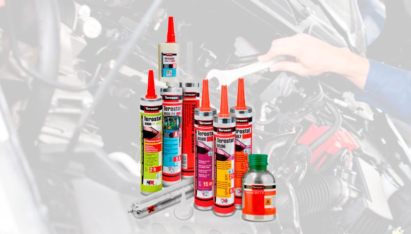 Какой герметик выбрать для ремонта двигателя автомобиля