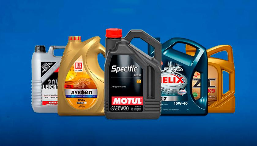 Лучшее моторное масло для бензинового двигателя 2019: топ-10