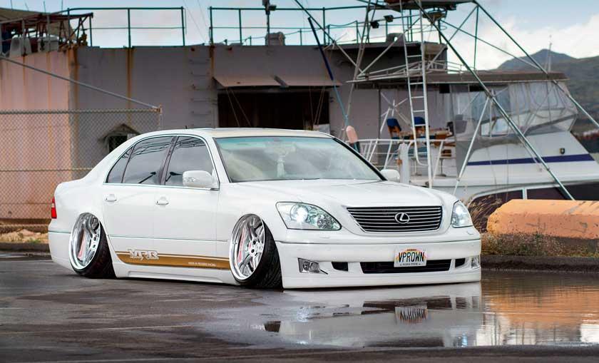 Пример японского VIP стиля