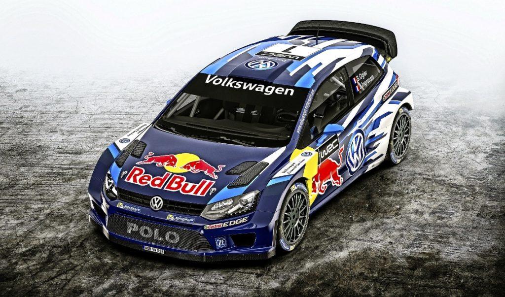 Пример тюнинга авто в стиле WRC