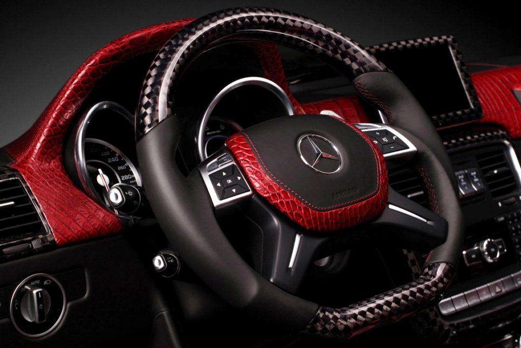 Mercedes-Benz G65 AMG салон