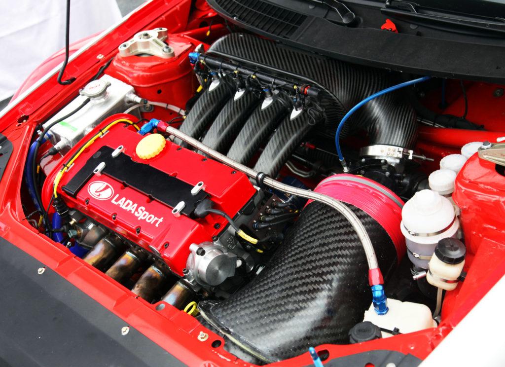 Двигатель Lada Sport